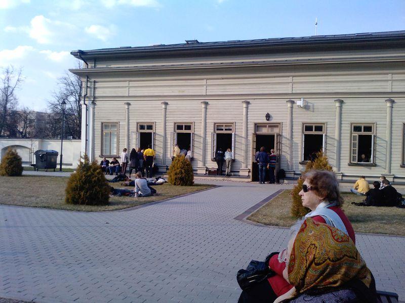 Partizanų dainos Tuskulėnuose 2012-04-12