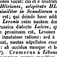 Livonia, lyviai — laiviai, Laivuonia
